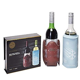 Therm Au Rouge Wine Warmer/Wine Chiller Set