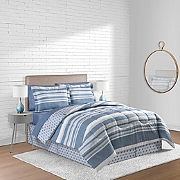 Newport 8-Piece Reversible Comforter Set