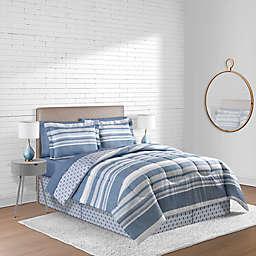 Newport 8-Piece Reversible Comforter Set