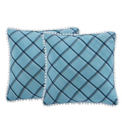 Waverly Kids Buon Viaggio Square Throw Pillow Bed Bath Beyond