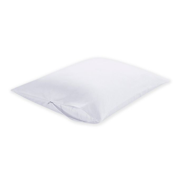 Alternate image 1 for Claritin Cotton Pillow Protector