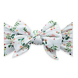 Baby Bling One Size Dang-Enormous-Bow Baby's Breath Knot Headband