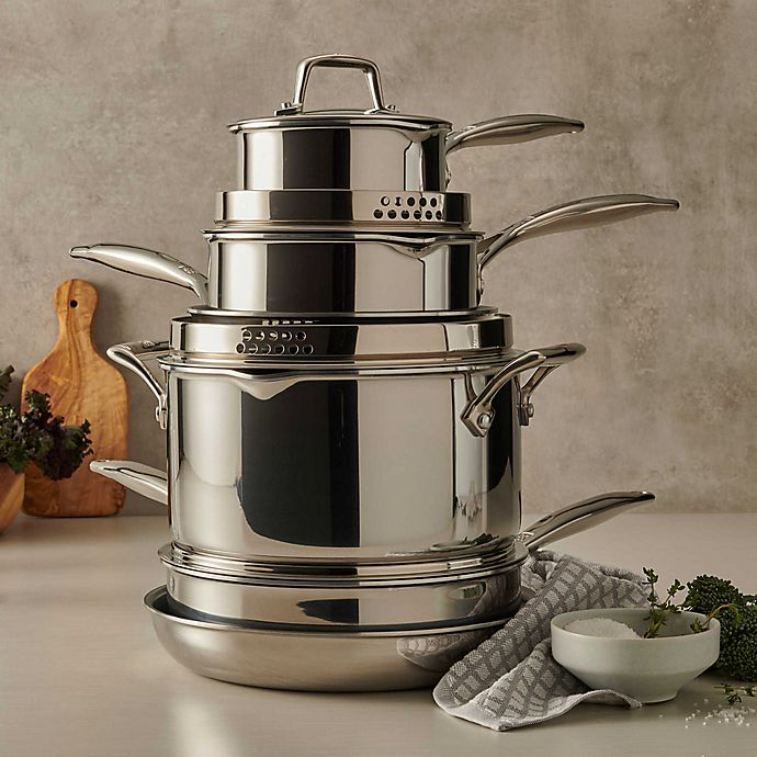 Alternate image 1 for Zwilling® J.A. Henckels Energy Plus Nonstick Stainless Steel Cookware Collection