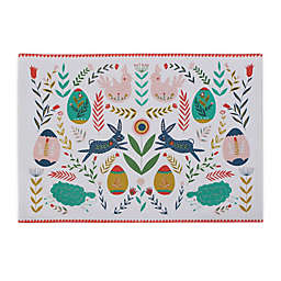Easter Garden Placemats (Set of 6)
