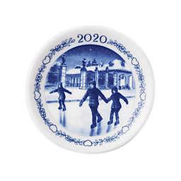 Royal Copenhagen® Frederiksberg Garden 2020 Christmas Plaque