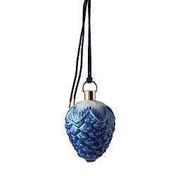 Royal Copenhagen® Pinecone Holiday 2020 Ornament in Blue
