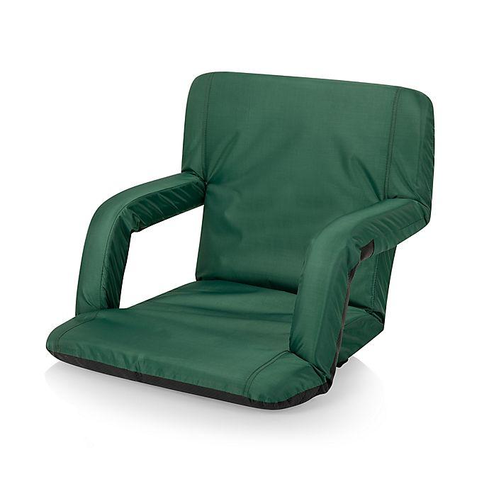 Alternate image 1 for Oniva™ Ventura Portable Reclining Stadium Seat in Hunter Green