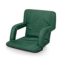 Oniva™ Ventura Portable Reclining Stadium Seat in Hunter Green