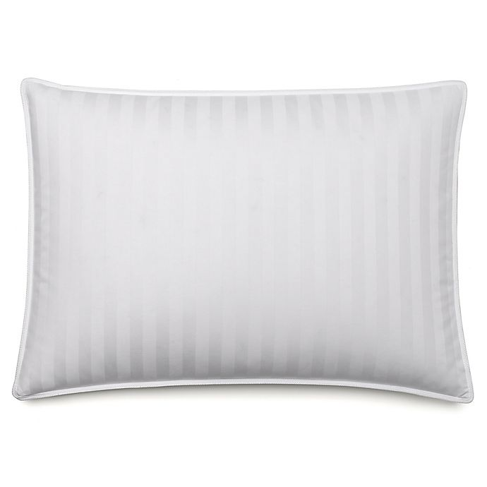 Alternate image 1 for Wamsutta® Soft Support Goose Down Back/Stomach Sleeper Bed Pillow