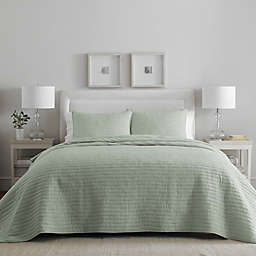 Wamsutta® Dakota 3-Piece King Quilt Set in Sage