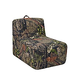 Mossy Oak Nativ Living Country Tween Foam Lounger in Mossy Oak