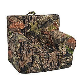 Mossy Oak Nativ Living Kid's Foam Chair in Mossy Oak