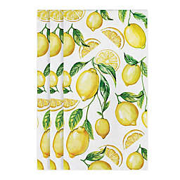 Lots of Lemons 32-Count Paper Guest Towels