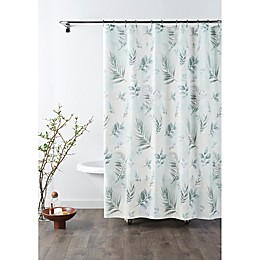 Croscill® Rothbury Shower Curtain in Sage Green