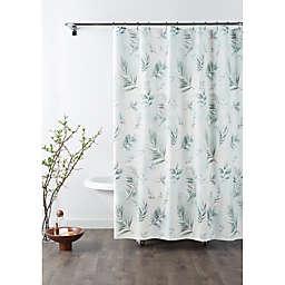 Croscill® Rothbury Shower Curtain in Sage Green