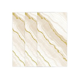 Marble 32-Count Paper Guest Towels
