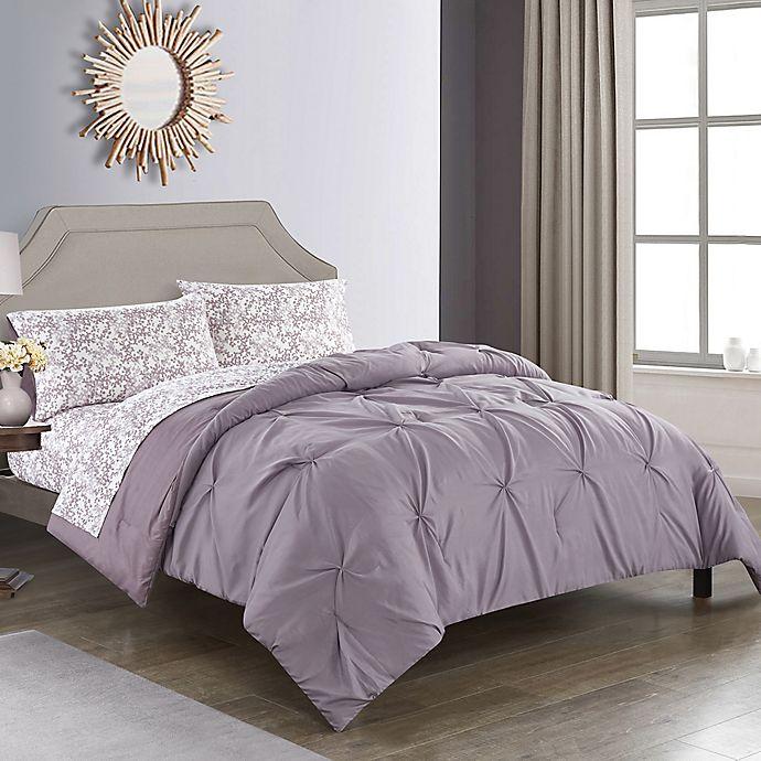 Nova 5 Piece Reversible Comforter Set Bed Bath Beyond