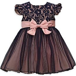 Bonnie Baby Lace Top Ballerina Dress
