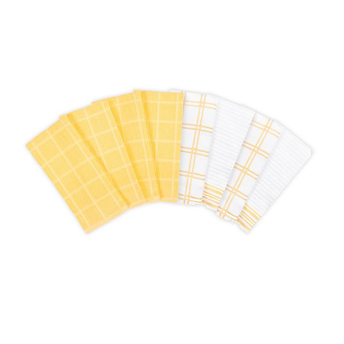 Alternate image 1 for KitchenSmart® Colors 2 Kitchen Linen Collection in Canary
