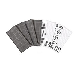 KitchenSmart® Colors 2 Kitchen Linen Collection in Grey