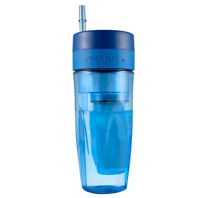 Zerowater 174 Filtration Tumbler With Ion Exchange Filter In
