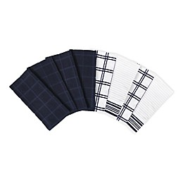 KitchenSmart® Colors 2 Kitchen Linen Collection in Navy