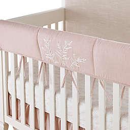 Levtex Baby® Stella Crib Rail Guard in Blush