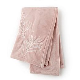 Levtex Baby® Stella Floral Polyester Blanket in Pink