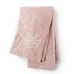 Levtex Baby® Stella Floral Polyester Blanket in Pink