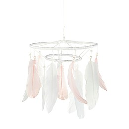 Levtex Baby® Stella Feather Ceiling Mobile