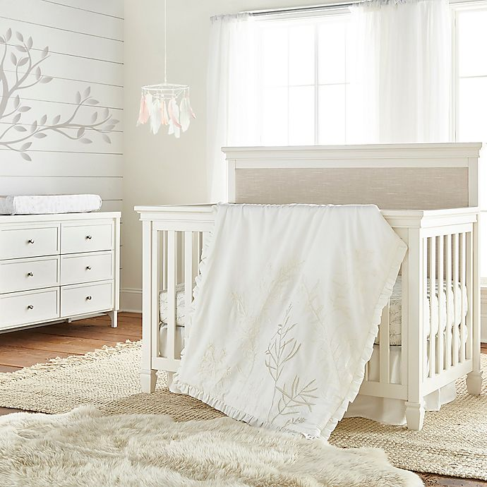 Alternate image 1 for Levtex Baby® Stella 4-Piece Crib Bedding Set in Ivory