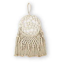 Levtex Baby Macrame Dreamcatcher Wall Decor in Natural