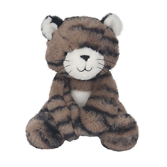 Alternate image 1 for Lambs & Ivy Urban Jungle Plush Tony Tiger in Brown