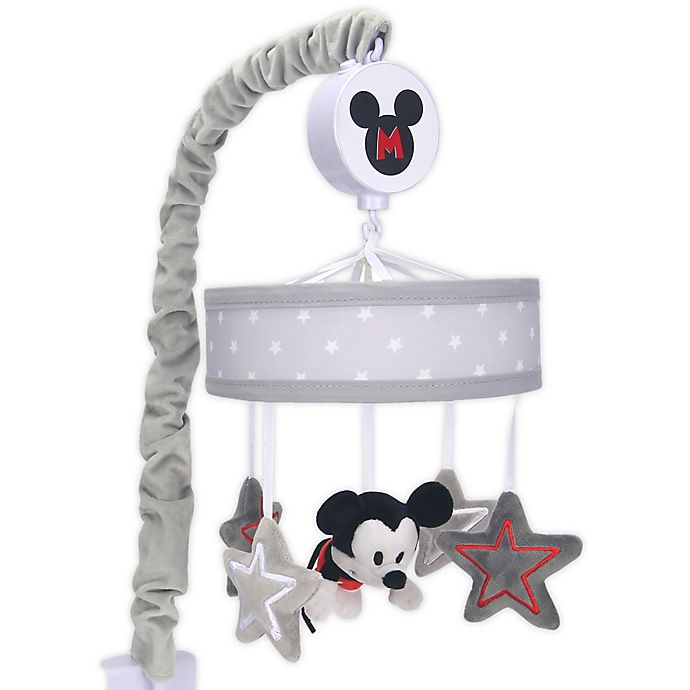 Alternate image 1 for Lambs & Ivy Magical Mickey Mouse Musical Mobile