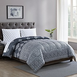 Radisson 5-Piece Reversible Comforter Set