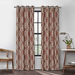 Urban Thread  Atwood Grommet Light Filtering Window Curtain Panel