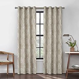Atwood Grommet Light Filtering Window Curtain Panel
