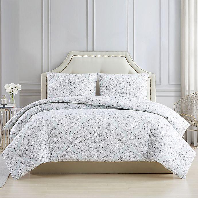 Alternate image 1 for Charisma® Trellis 3-Piece Comforter Set