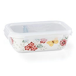 Lenox® Butterfly Meadow® 8-Inch Rectangular Food Storage Container