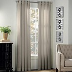 Newport 84-Inch Grommet Window Curtain Panel in Natural