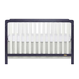 Dream On Me Ridgefield 5-in-1 Convertible Crib in Navy