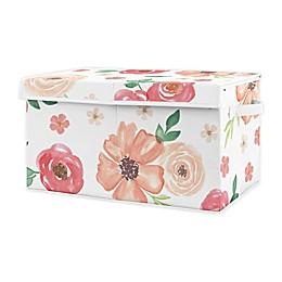 Sweet Jojo Designs Floral Patch Toy Bin