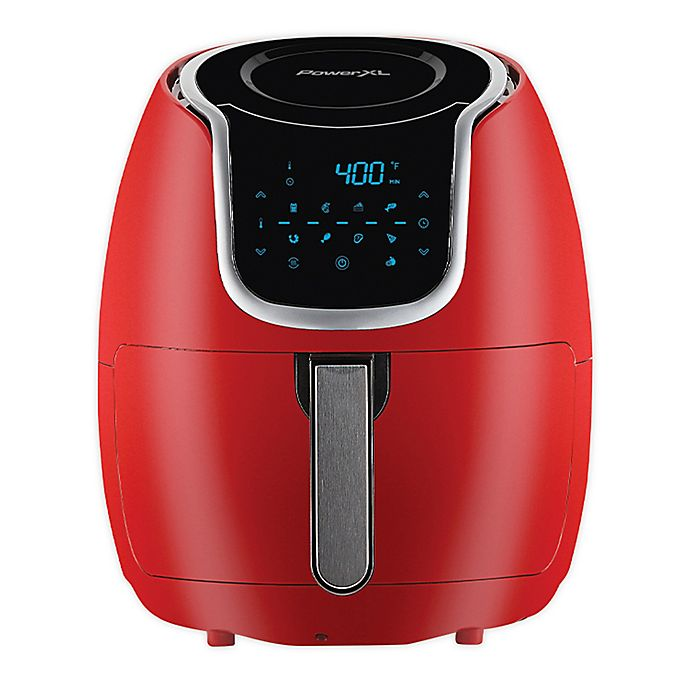 Alternate image 1 for Power XL 5 qt. Vortex Air Fryer in Red