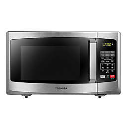 Toshiba® 0.9 cu. ft. Microwave Overn in Stainless Steel