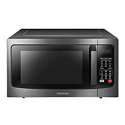 Toshiba® 1.5 cu. ft. Convection Microwave Oven Stainless Steel