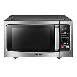 Toshiba 1.6 cu. ft. Microwave Oven with Inverter in Stainless Steel