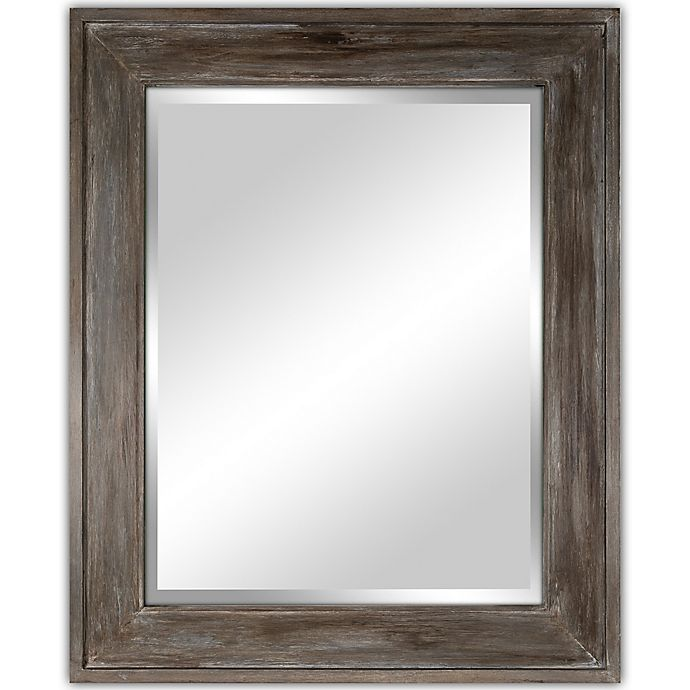 Bee Willow Home Reclaimed Driftwood, Decorative Wall Mirrors Bed Bath And Beyond