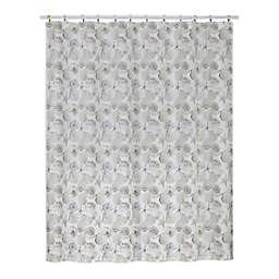 Shell Cove Shower Curtain in Natural
