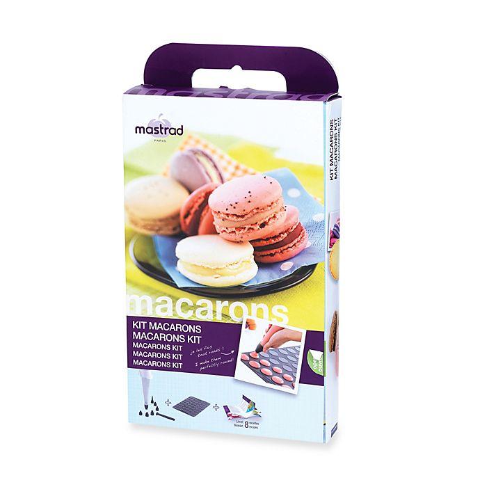 Alternate image 1 for Mastrad® 11-Piece Macaron Making Kit