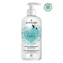 ATTITUDE® Blooming belly™ Maternity Hypoallergenic Natural Nourishing Lotion